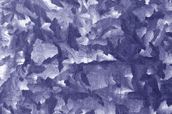 Blue color metal plate pattern. Stock Photos