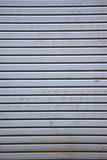 Blue color metal sheet background texture Stock Image