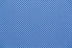 Blue color Perforated metal sheet Stock Photos