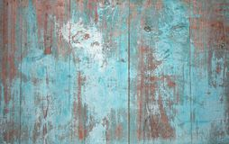 Blue color planks. Texture background Stock Photo