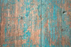 Blue color planks. Texture background Royalty Free Stock Images