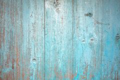 Blue color planks. Texture background Royalty Free Stock Image