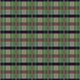 Blue color tartan Royalty Free Stock Photography