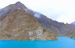 Blue Color Water Lakes   Beautiful Lakes.   Blue Color LAKE WATER   Lakes   Mountain View Lakes royalty free stock photos