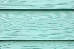 Blue color wooden wall Royalty Free Stock Photo