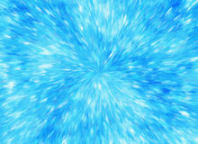 Blue colored motion lines backgrounds Stock Image