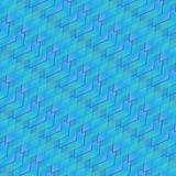 Blue colorful rhombuses and squares in a vivid pattern. Colorful abstract background of rhombuses and squares. colored with gradient mesh. vivid illustration for Stock Photo