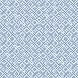 Blue Colors Square grid Pattern design. Korean traditional Patte Stock Image