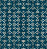 Blue Colors Square grid Pattern design. Korean traditional Patte Stock Photo