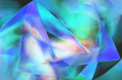 Blue coloured abstract background Royalty Free Stock Photo