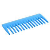 Blue comb Stock Photos