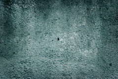Blue concrete background Royalty Free Stock Photography