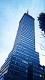 Blue Concrete Building Royalty Free Stock Image