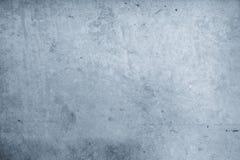 Blue concrete wall Royalty Free Stock Photo