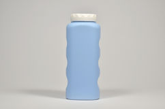 Blue container Royalty Free Stock Photography
