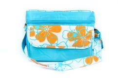 Blue Cooler Bag Stock Images