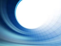 Blue corporate background Royalty Free Stock Images