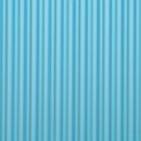 Blue corrugated metal Royalty Free Stock Photo