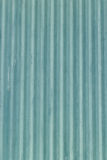 Blue corrugated metal sheet Royalty Free Stock Photos