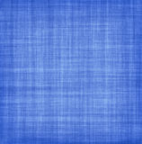 Blue Cotton. Fabric as backdrop or scrapbook page Royalty Free Stock Image