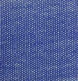 Blue cotton background Stock Photos