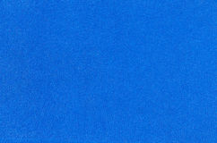 Blue cotton cloth texture. Royalty Free Stock Photos