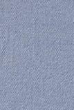 Blue Cotton Denim Fabric Texture Sample Stock Photos