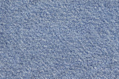 Blue Cotton Denim Fabric Texture Sample Royalty Free Stock Image