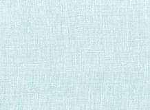 Blue cotton fabric Stock Photo