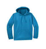 Blue cotton  sweater Royalty Free Stock Image
