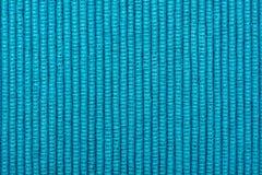 Blue Cotton Textile Texture Royalty Free Stock Photos