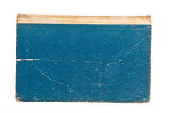 Blue cover old book Stock Photo