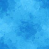 Blue cracked background Royalty Free Stock Image