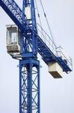 Blue crane Royalty Free Stock Image