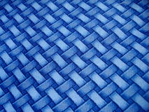 Blue Crossing Pattern Royalty Free Stock Photography