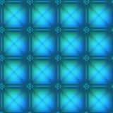 Blue crystal patten Royalty Free Stock Photos