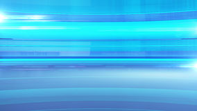 Blue cubes background Stock Images