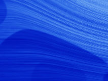 Blue Curved Abstract Background. For your webdesign Stock Photos