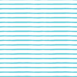 Blue cute striped structure. Vector abstract background. Seamless pattern. Stock Photo