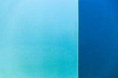 Blue cyan wall. Wallpaper abstract background Royalty Free Stock Photo
