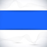 Blue 3D background Royalty Free Stock Photo