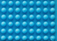 Dots textured background. Blue 3d dots textured background stock images