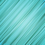 Blue 3D stripes background Royalty Free Stock Image