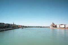 Blue Danube Stock Photos
