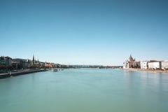 Blue Danube Stock Photos