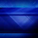Blue dark abstract background Stock Photos