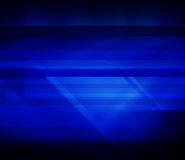 Blue dark abstract background Royalty Free Stock Images