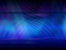 Blue Dark Background Stock Photo