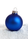 Blue decoration Stock Photos