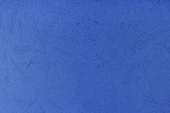 Blue decorative paper background Royalty Free Stock Photos